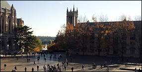UW, Red Square